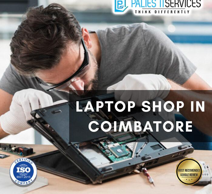 Laptop Shop in Coimbatore
