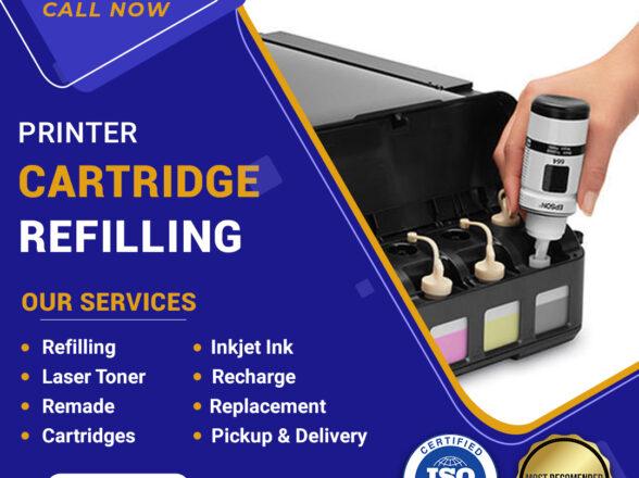 Printer Cartridge Refill in Coimbatore