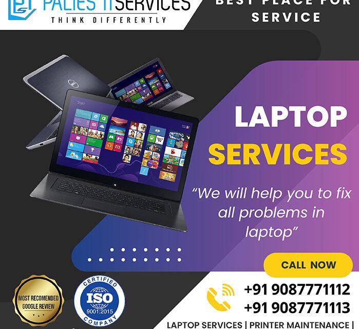 Laptop Service Center in Coimbatore